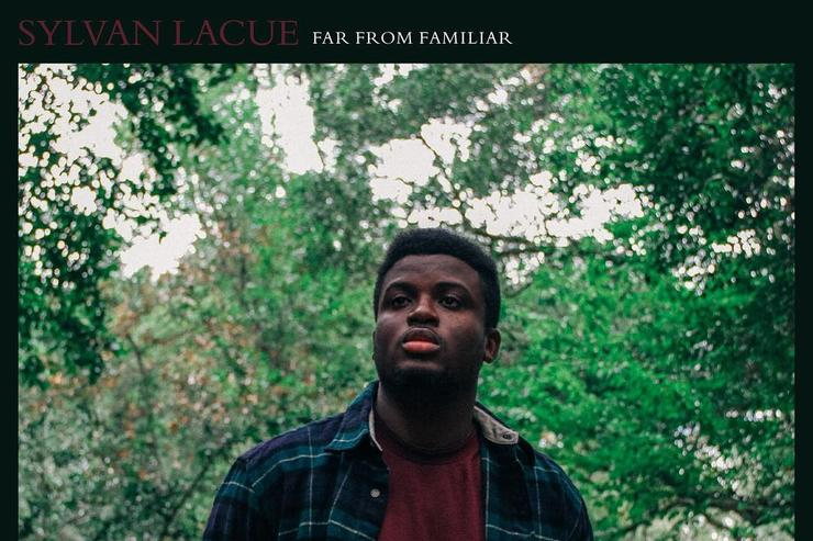 """Far From Familiar"" album cover"