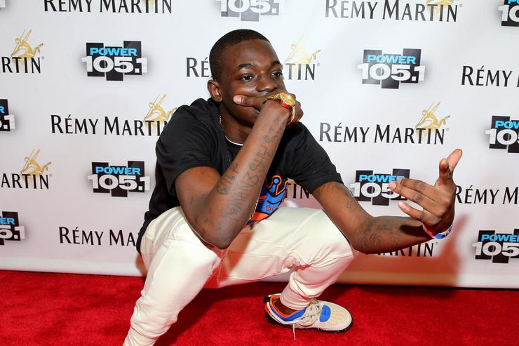 Bobby Shmurda at Powerhouse 2014