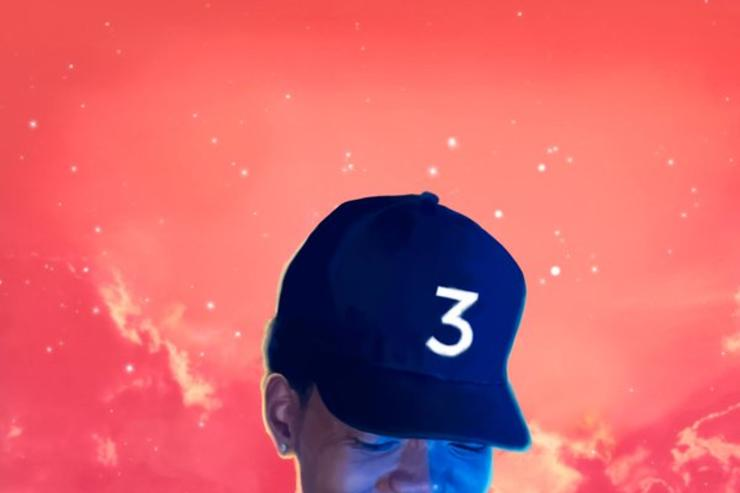 Chance3 mixtape cover
