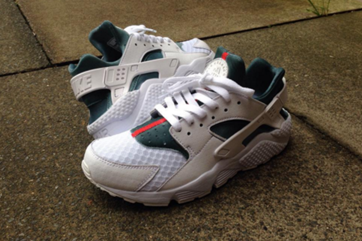 db52259b6 nike air huarache x gucci