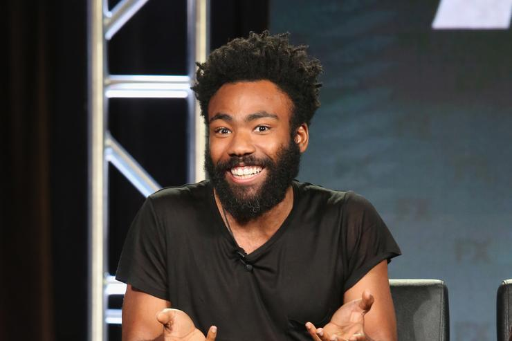 Childish Gambino aka Donald Glover