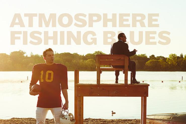 "Atmosphere ""fishing blues"" album cover"