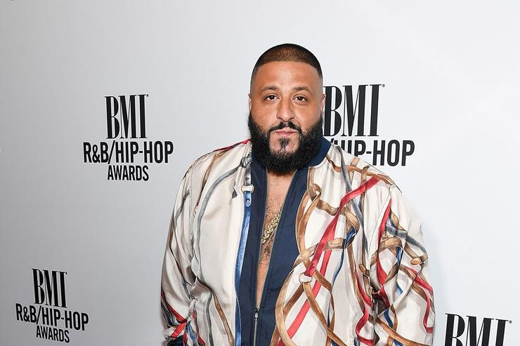 DJ Khaled at 2016 BMI R&B/Hip-Hop Awards