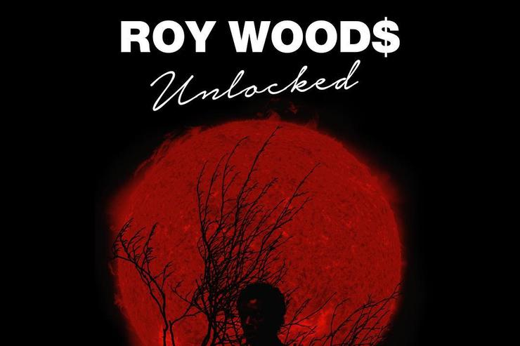 """""""Unlocked"""" Tour flyer for Roy Wood$"""