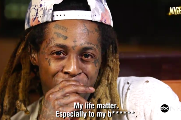 Lil Wayne ABC interview