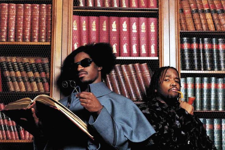 Outkast from Stankonia.