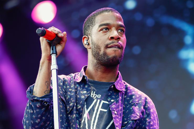 Kid Cudi at Lollapalooza 2015