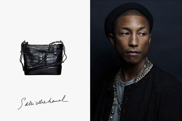 Pharrell for Chanel