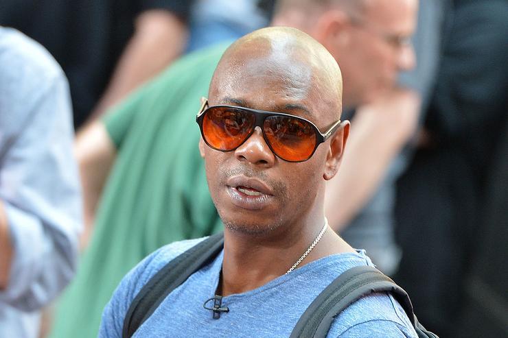 Comedian Dave Chappelle attends NBC's 'Today' show on June 17, 2014 in New York, New York.