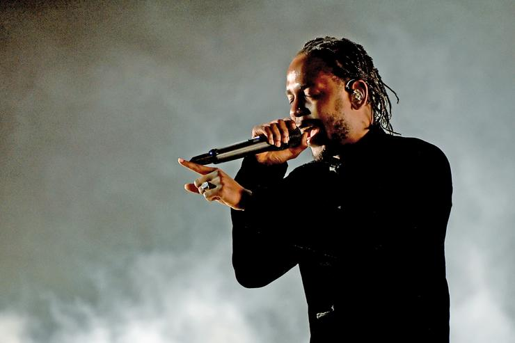 Kendrick Lamar Coachella Valley Music And Arts Festival - Weekend