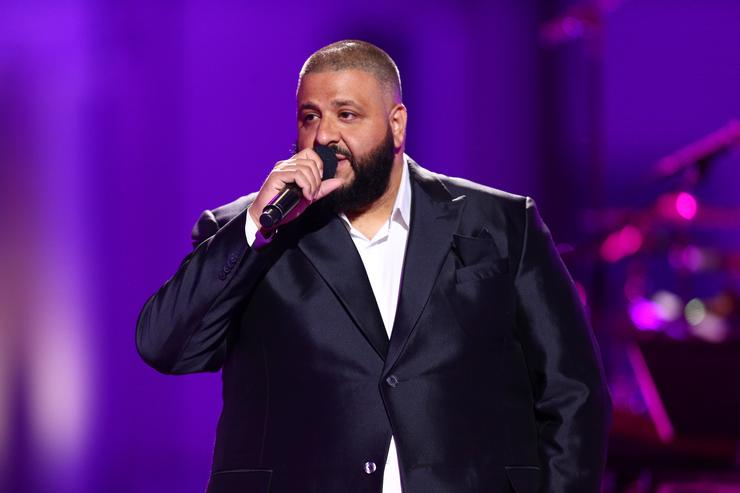 DJ Khaled VH1's 'Dear Mama' Event