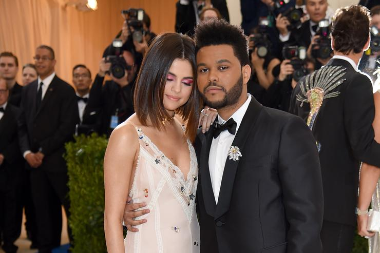 The Weeknd Met Gala 2017