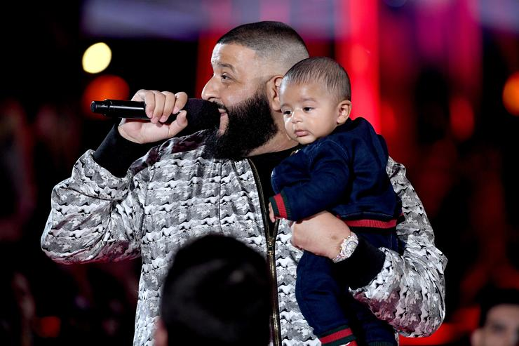 DJ Khaled iHeartRadio Music Awards - Show