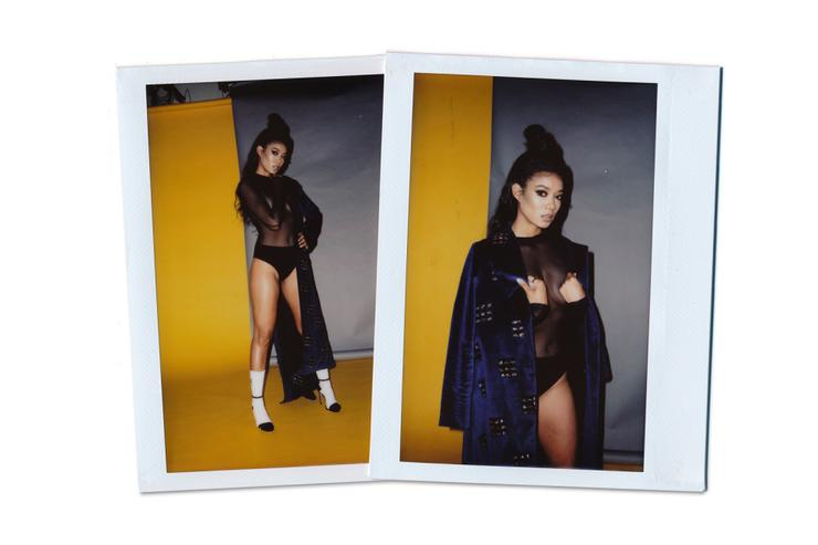 Mila J for Playboy
