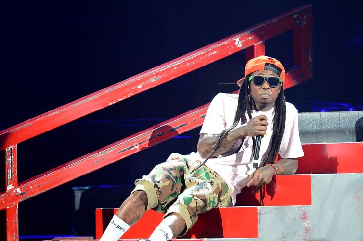 Lil Wayne America's Most Wanted Music Festival With Lil Wayne And T.I. At The MGM Grand