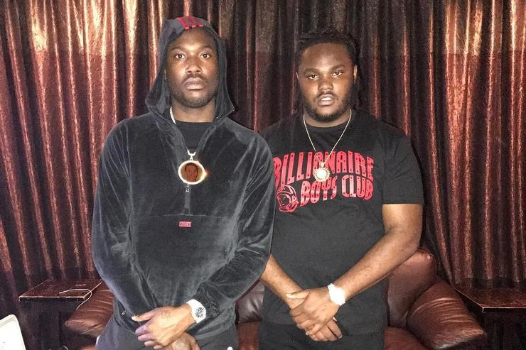 Tee Grizzley & Meek Mill