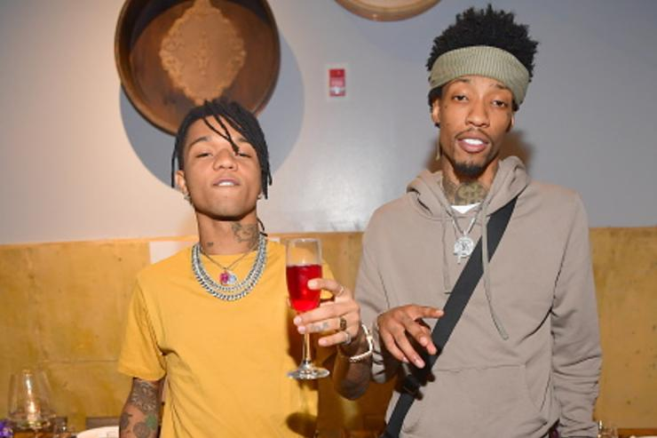 Sonny Digital at BMI x Rae Sremmurd Dinner Party