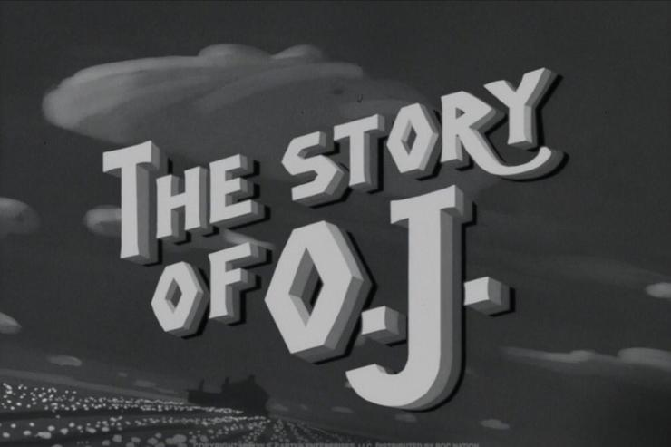 "Jay Z video for ""The Story of O.J."""