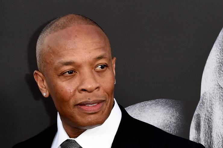 Dr. Dre Premiere Of HBO's 'The Defiant Ones' - Red Carpet