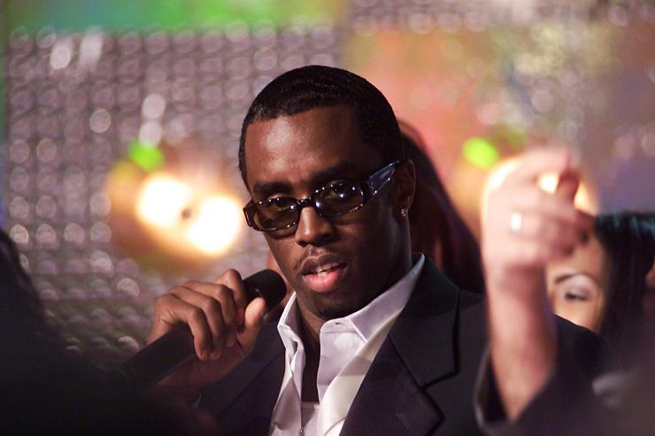 Diddy MTV 2 Large