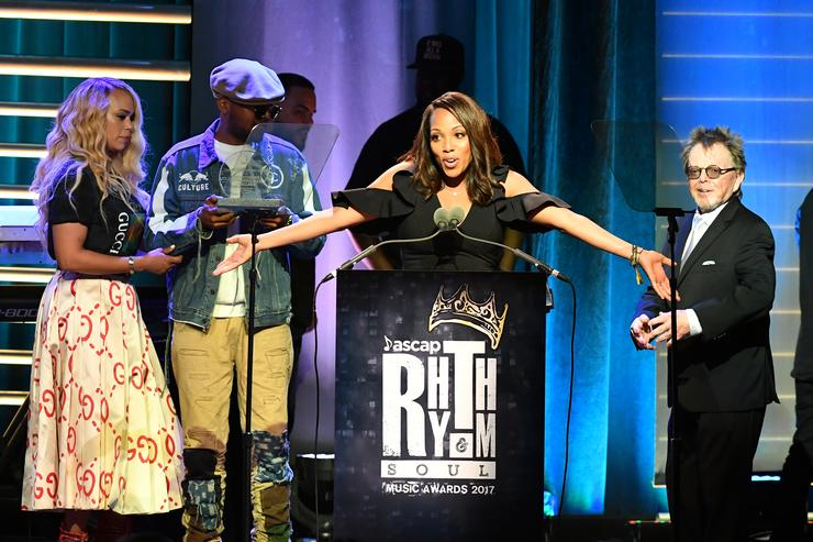Biggie Honored ASCAP 2017 Rhythm & Soul Music Awards - Inside