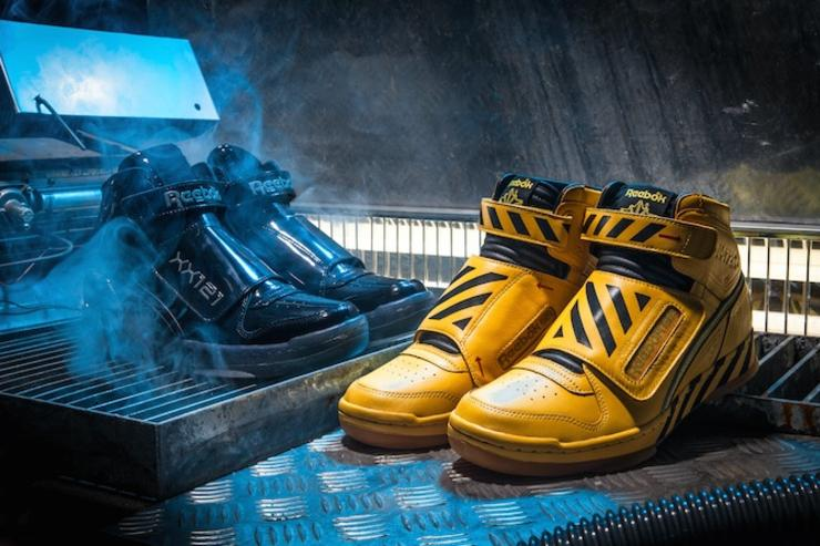 "Reebok Alien Stomper ""Final Battle"" Pack"