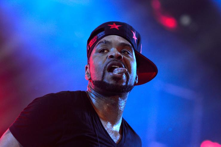 Method Man 2013 Coachella Valley Music And Arts Festival - Day 3