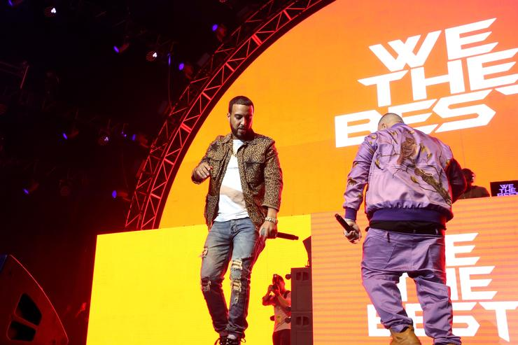 French Montana 2017 BET Experience - STAPLES Center Concert Presented By Coca-Cola - Night 2