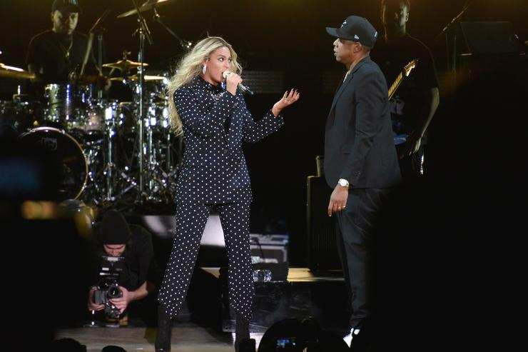 Jay-Z, Beyoncé Holds Get Out The Vote Concert In Support Of Hillary Clinton