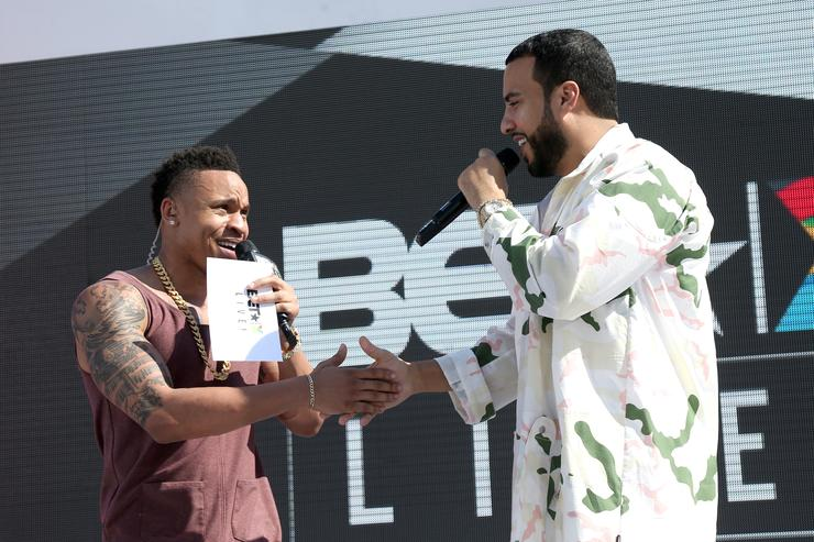 French Montana 2017 BET Experience - BETX Live! Presented By Denny's - Day 1