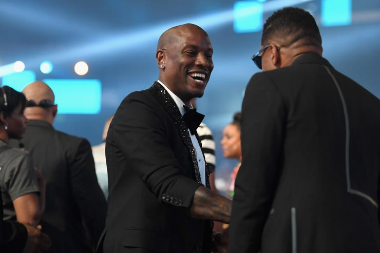 Tyrese 2017 BET Awards - Roaming Show