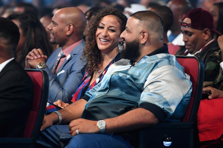 DJ Khaled BET Awards 2017