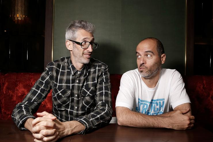Stretch & Bobbito FilmMaker Afternoon Tea - BFI London Film Festival