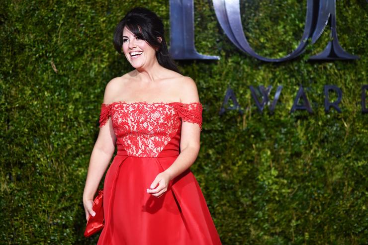Monica Lewinsky 2015 Tony Awards - Alternative Views