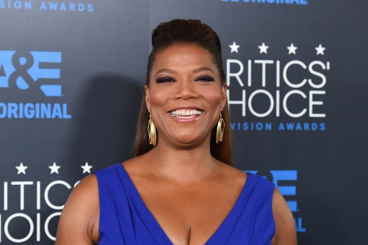 Queen Latifah 5th Annual Critics' Choice Television Awards - Arrivals