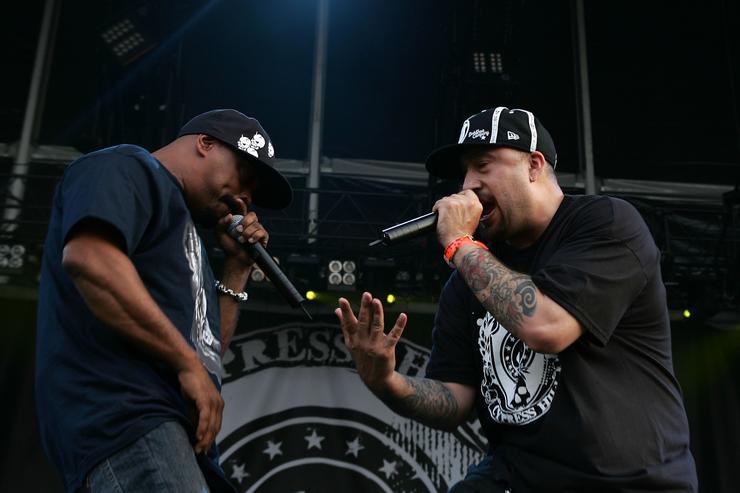 Cypress Hill 'Rock The Bells' Tour