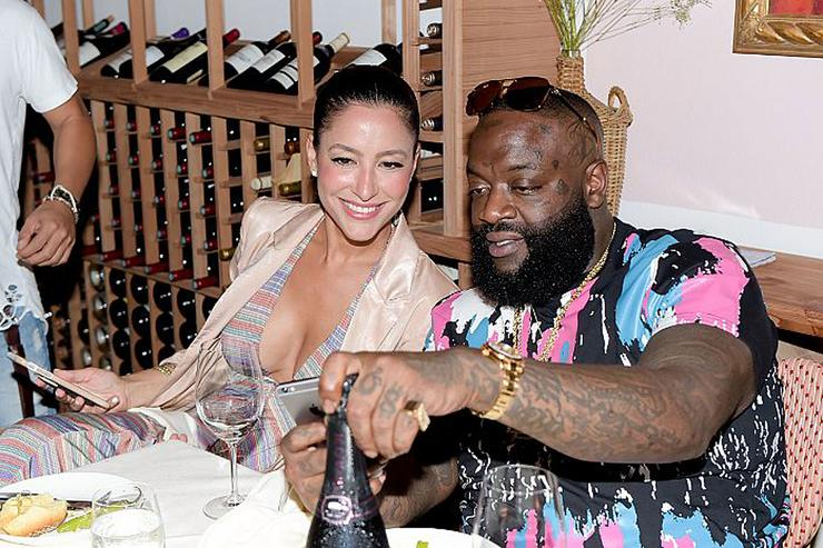 Haute Living Celebrates Rick Ross at Marion Miami