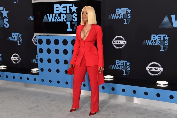 Cardi B At 2017 BET Awards