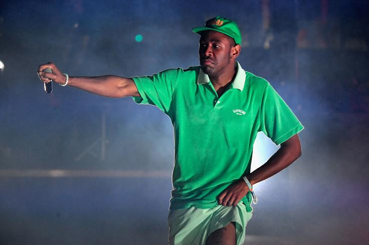 Tyler The Creator at 2017 Coachella