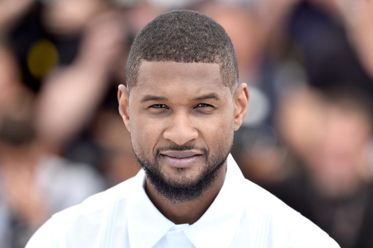 Usher 'Hands Of Stone' Photocall - The 69th Annual Cannes Film Festival