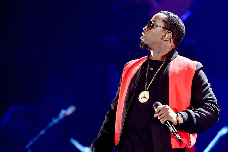 Diddy 2015 iHeartRadio Music Festival - Night 2 - Show