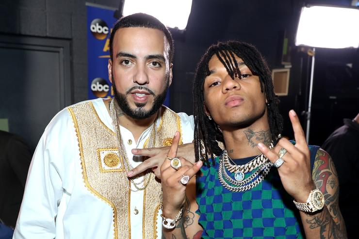 French Montana & Swae Lee ay 2017 BET AWARDS