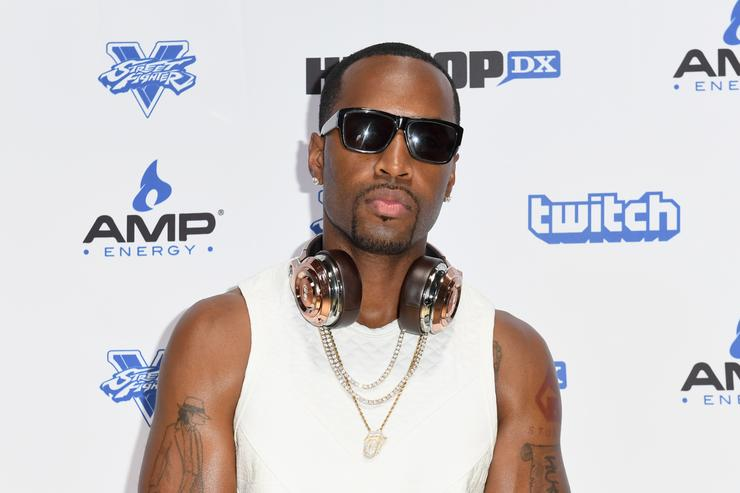 Safaree Next Level Presented By AMP Energy, A Hip Hop Gaming Tournament