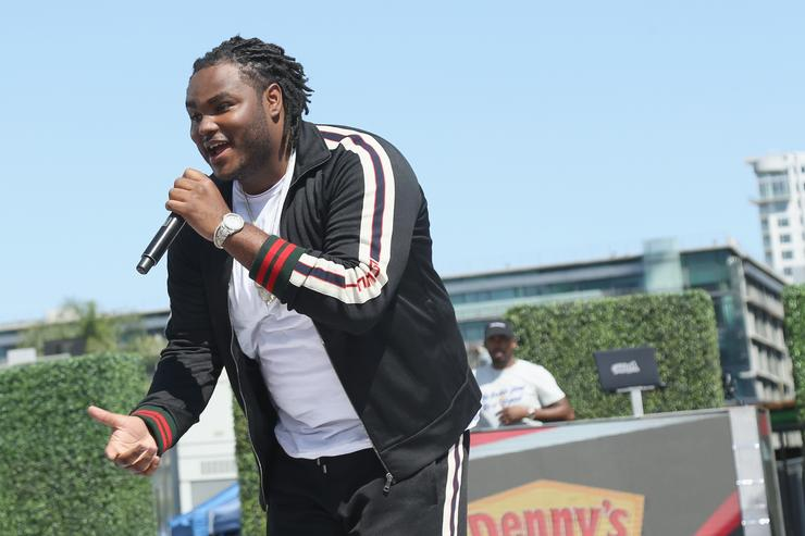 Tee Grizzley at 2017 BET Awards
