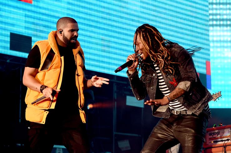 Drake & Future at Coachella