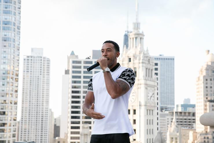 Michigan Avenue Magazine Celebrates Its Summer Issue with Ludacris at LondonHouse in Chicago.