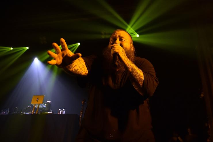 Action Bronson closes out Webster Hall in NYC
