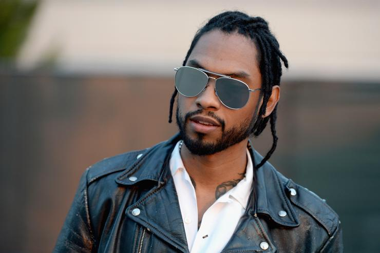Miguel wearing aviators