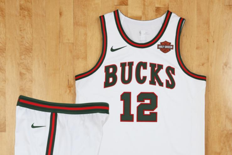 the latest 1c2d0 f1189 milwaukee bucks jersey reveal