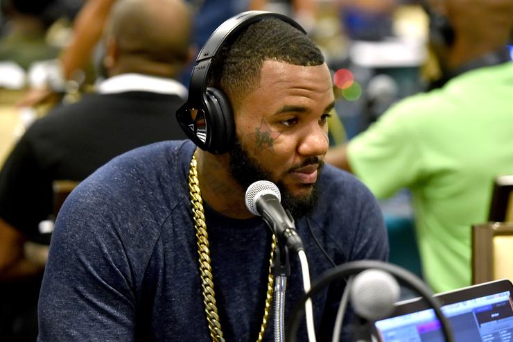 The Game at 2014 BET Awards Broadcasting